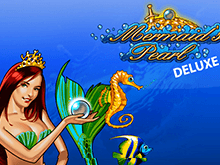 Mermaid's Pearl Deluxe в казино Вулкан Гранд