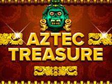 Aztec Treasure играть на деньги