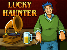 В Вулкан Гранд Lucky Haunter