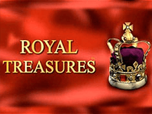 В Вулкан Гранд Royal Treasures