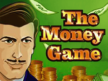 Слот The Money Game на деньги