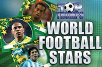 Играйте в слот Мировые Звезды Футбола на деньги