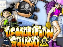 Игровой автомат Команда Демонтажников играть онлайн