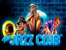 The Jazz Club – азартный игровой автомат Вулкан