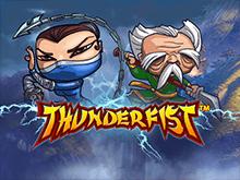 Thunderfist: играть в лучшем игровом клубе Вулкан
