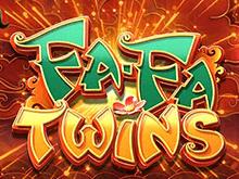 Для любителей азарта компания-разработчик Бетсофт презентовала игровой автомат Близнецы Фа-Фа