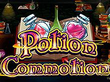 Potion Commotion: играть в автомат Вулкан на реальные деньги