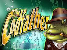 Азартная игра на деньги в аппарат The Codfather