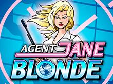 Игровой автомат Agent Jane Blonde от копрорации Microgaming