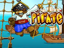 Начинайте играть онлайн в игровой аппарат Pirate
