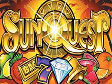 Играть онлайн в игровом аппарате Sunquest