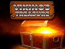 Играйте онлайн в тематический аппарат Vikings Treasure