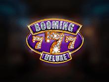 Booming Seven Deluxe — онлайн автомат