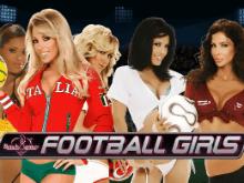 Автомат Футбольные Девушки Benchwarmer онлайн дает выигрыши